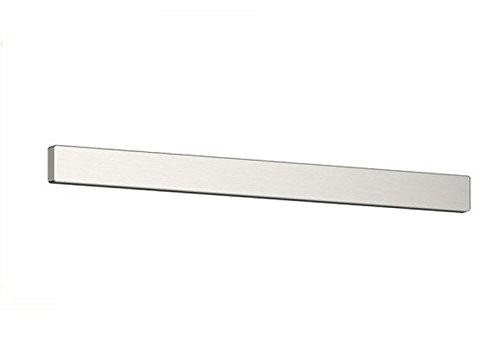 universal magnetleiste messerleiste 41 x 3 5cm schwere ausf hrung starke magnet magnetischer. Black Bedroom Furniture Sets. Home Design Ideas